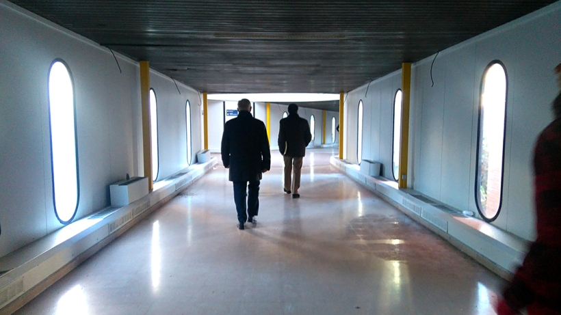 Interior HUCA Oviedo
